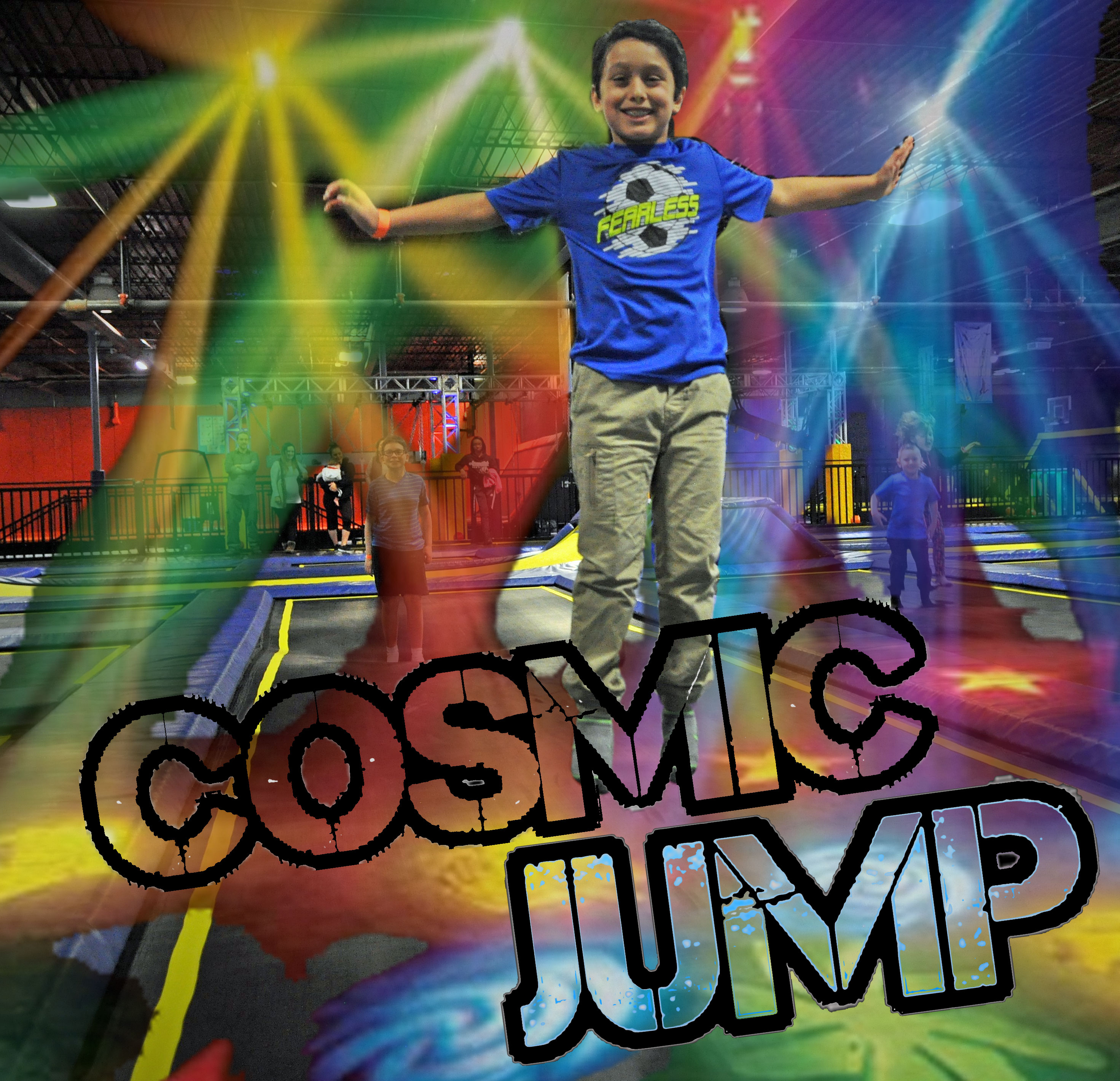 FRIDAY COSMIC TEEN JUMP