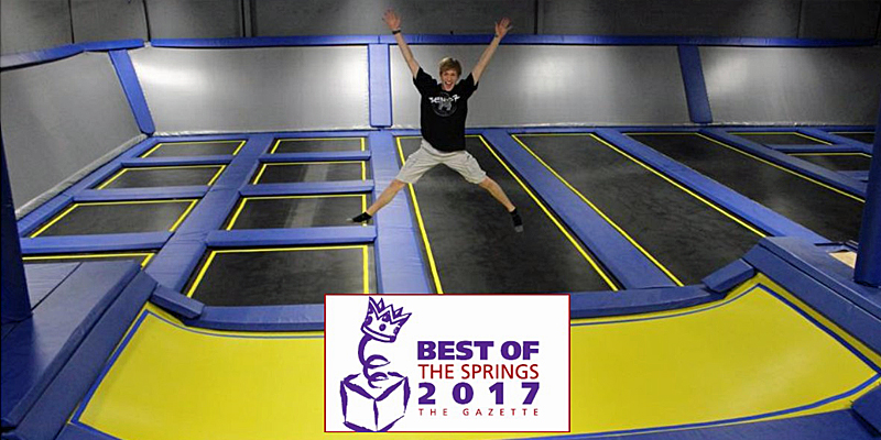 Best Family Rates for Indoor Fun Center in Colorado Springs, CO