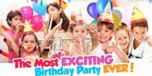 Colorado Springs Best Birthday Parties, Most Exciting Parties Ever