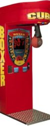 Boxer Arcade Game, Springs Adventure Park, Colorado Springs CO, Indoor Birthday Party