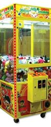 Plush Bus Arcade Game, Colorado Springs, CO, Birthday Party Center