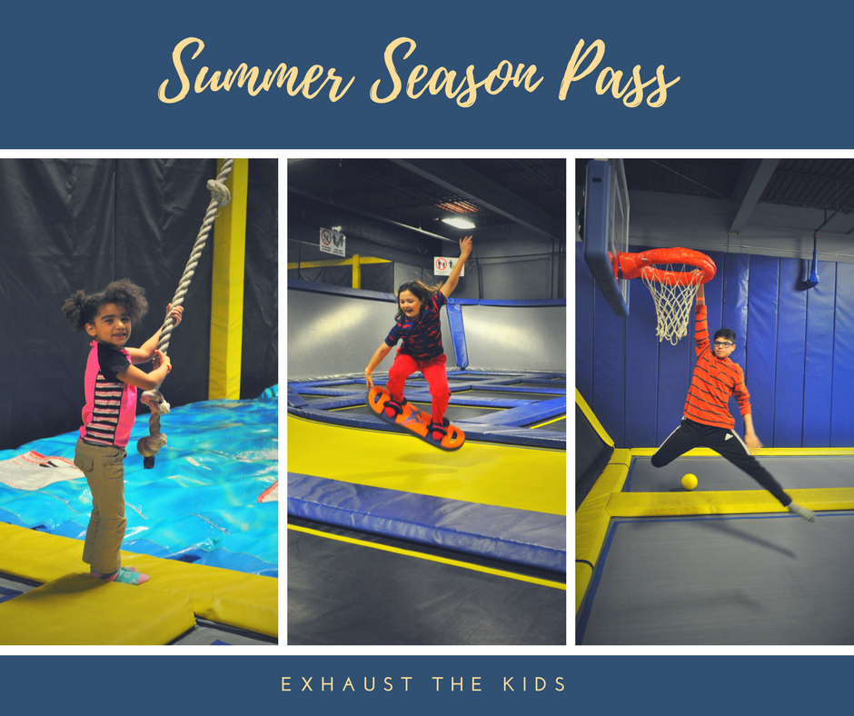 Springs Trampoline Park Waiver: Springs Adventure Park