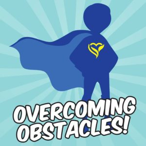 Overcoming Obstacles, Realm of Caring Community Event
