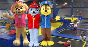 Paw Patrol Visits @ Springs Adventure Park
